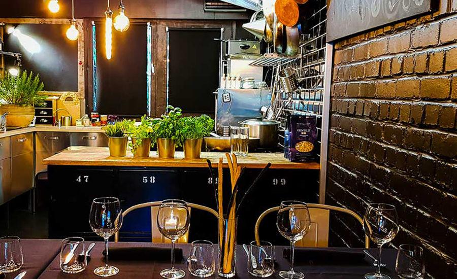 MICRO RISTORANTE: il nuovo trend della ristorazione